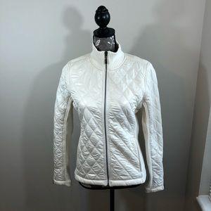 Prana Quilted Diva Jacket Size Medium